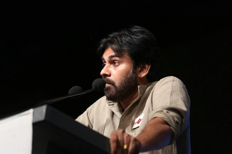 Andhra special status Pawan Kalyan asks youth to learn from Telangana movement