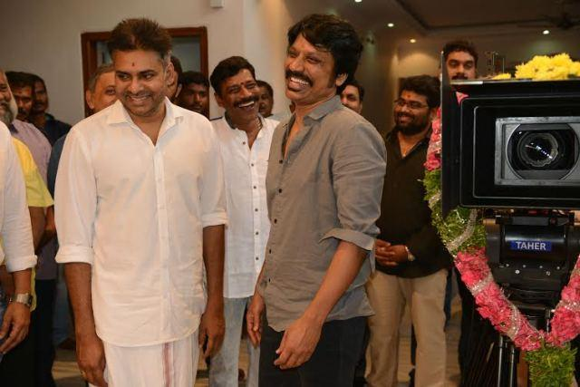 Actor Pawan Kalyan gains weight for his next film