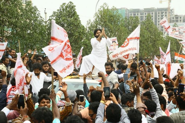 Jana Sena alliance will win Andhra polls Pawan Kalyan says he will take oath as CM