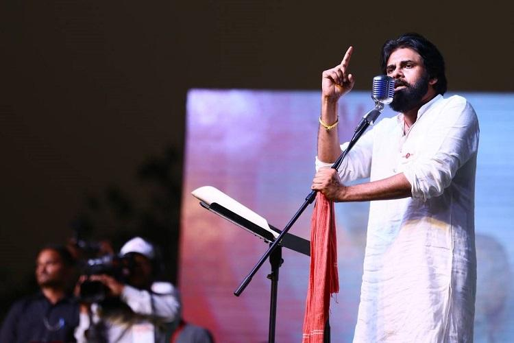 Pawan Kalyan hits out at KCR and Jagans secret pact calls it unethical