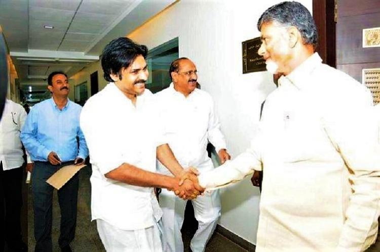 Andhra CM Naidu to meet Pawan Kalyan on July 31 to discuss Uddanam kidney issue