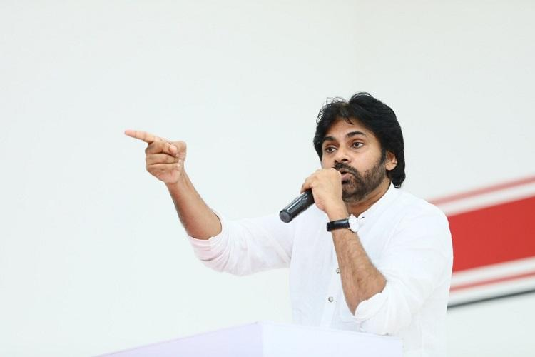 Wont merge Jana Sena with any other party even at gunpoint Pawan Kalyan
