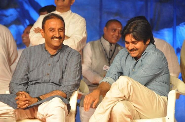 Pawan Kalyan and producer Sharrath Marar part ways