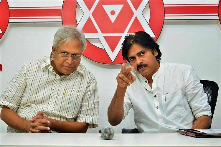 Injustice in Budget Pawan Kalyan forms fact-finding committee with Undavalli and JP