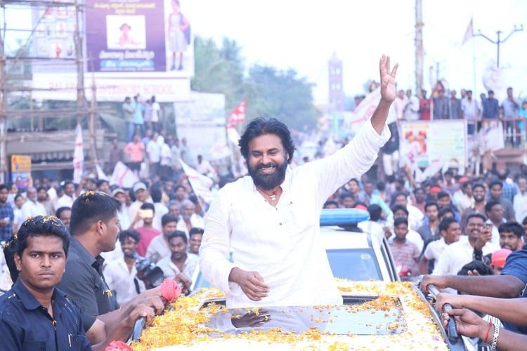 North AP ignored by state govts but Jana Sena will develop region Pawan Kalyan
