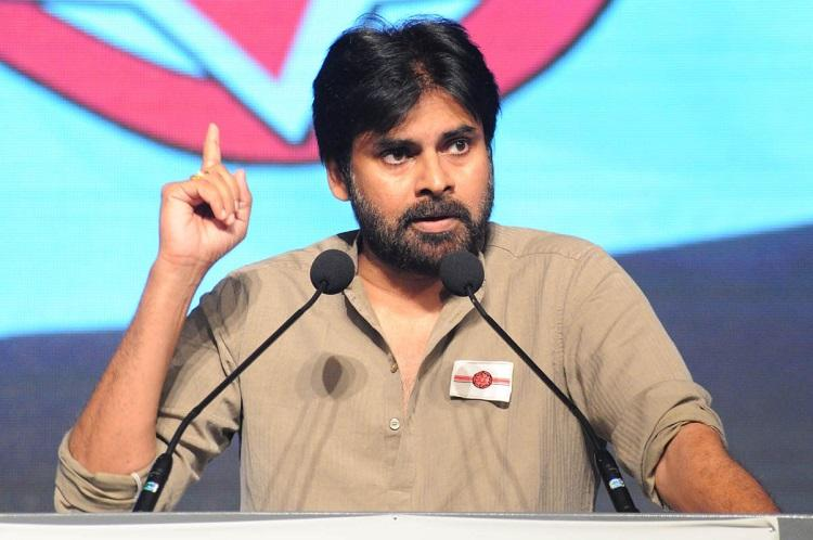 Pawan Kalyan extends support to Andhra fishermen protesting against food park at Bhimavaram