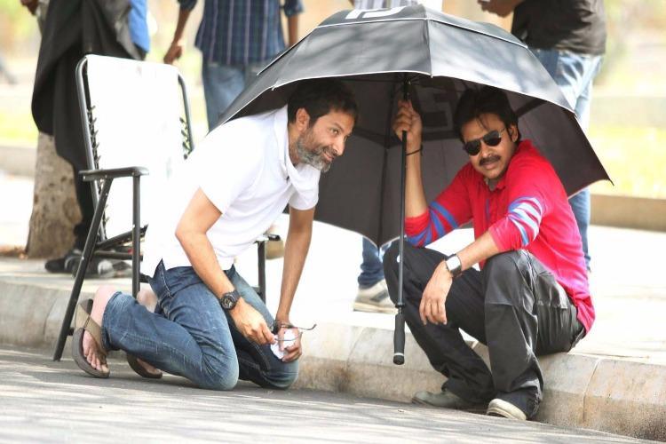 Three teams work to meet deadline of Pawan Kalyans upcoming film