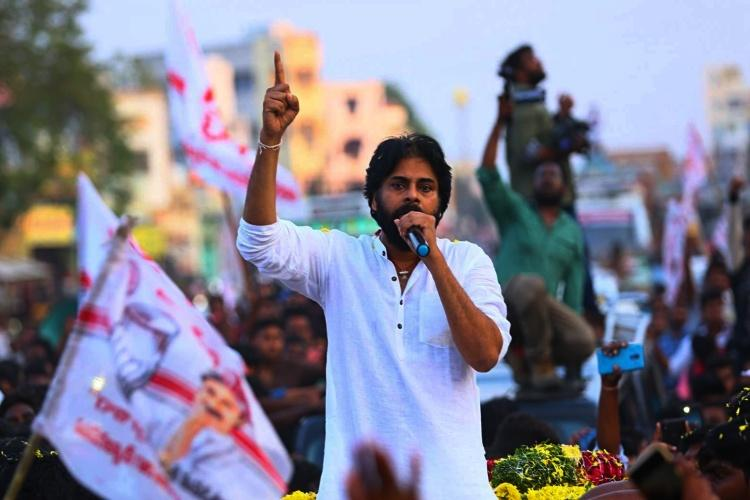 Jana Sena releases first list ex AP Speaker and IAS officer among candidates