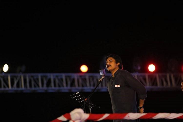 Pawan Kalyan is no longer in the shadows A ringside view