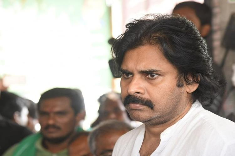An alliance with the BJP but Pawan Kalyan still insecure
