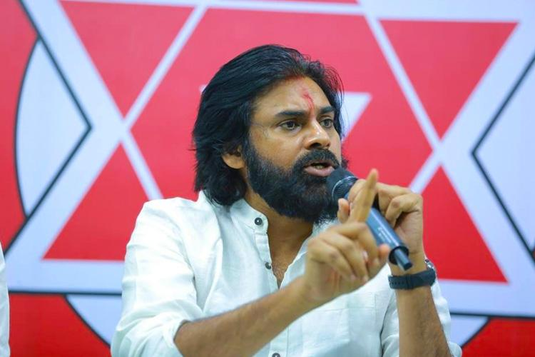 Is Pawan Kalyan acting in any movie at this juncture?