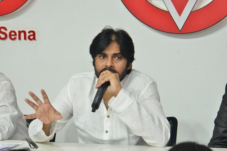 Cpm To Ally With Pawan Kalyan S Jana Sena In Telangana