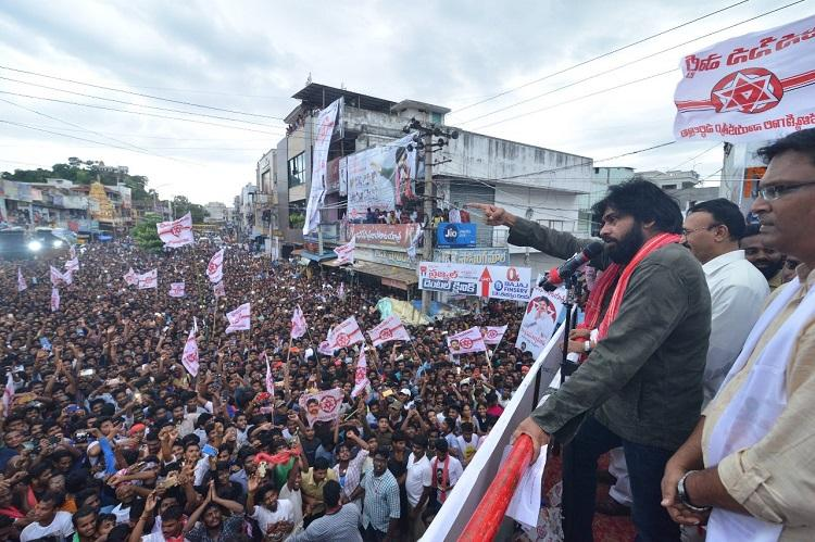 AP CM Naidu and TDP MPs must resign and protest for Vizag railway zone Pawan Kalyan
