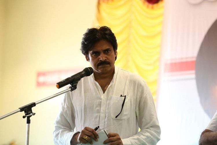 Pawan Kalyan continues attack calls for boycott of Telugu TV news channels