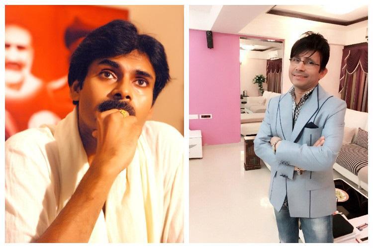 Kamaal R Khan calls Pawan Kalyan joker and cartoon fans hit back in kind