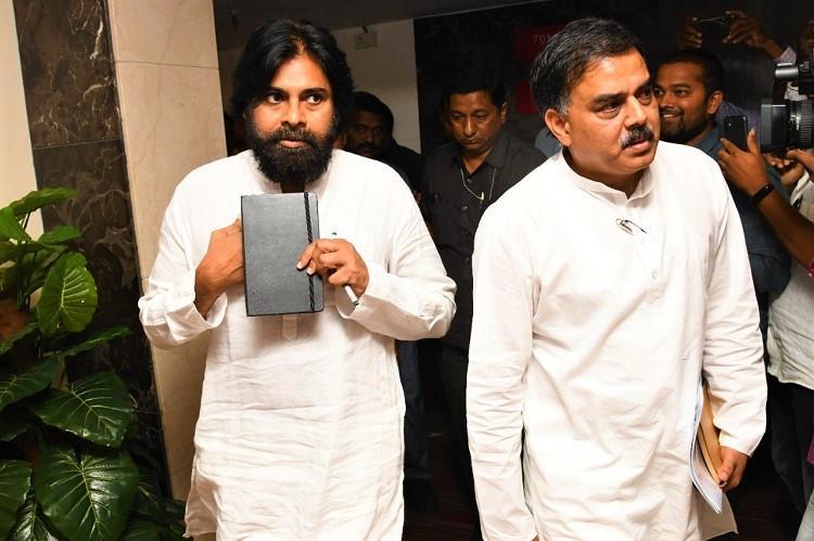 Pawan Kalyans Jana Sena forms alliance with BJP in Andhra Pradesh
