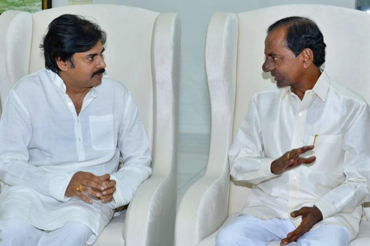 Has Pawan Kalyan found a friend in KCR The shifting politics of the actor-politician