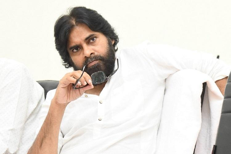 Andhra capital row Jana Sena will fight for Amaravati farmers says Pawan Kalyan