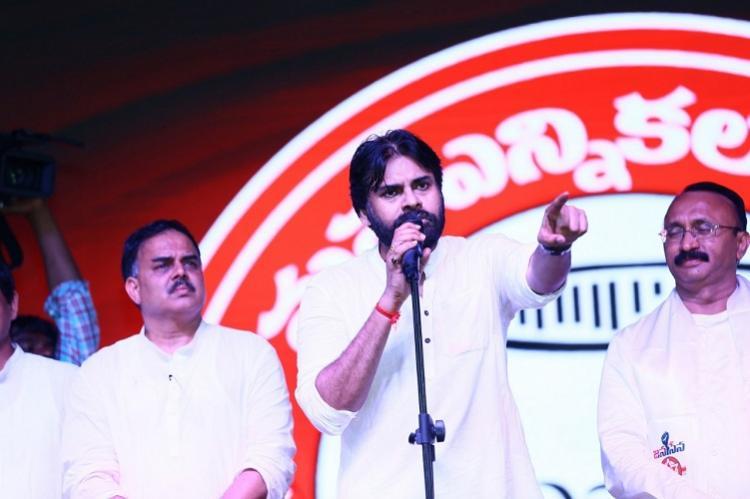 Pawan Kalyan announces two more Jana Sena candidates for Tenali and Guntur