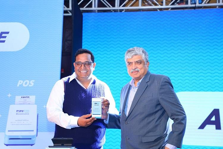 Paytm launches all-in-one payments device for merchants