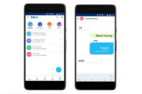 Paytm to take on WhatsApp launches in-app messaging service Paytm Inbox