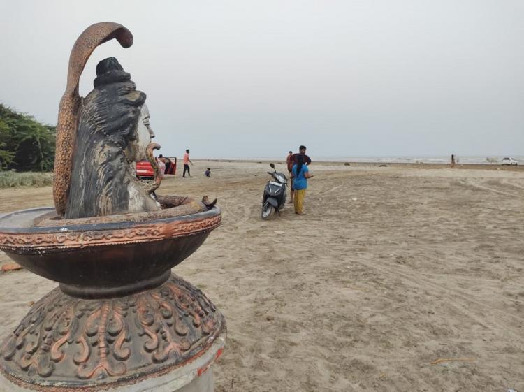Pedapatnam beach in Andhra