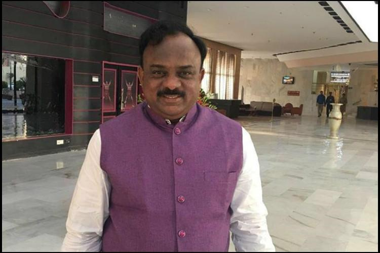 Vizag TDP MLA accused of land grabbing by two women complaint filed with police commissioner
