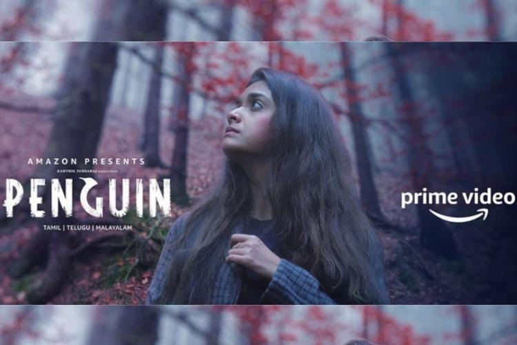 Watch Keerthy Sureshs Penguin trailer suggests a disturbing film