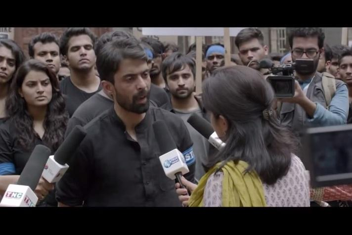Watch Did Pepsi just take a dig at FTII in its new ad