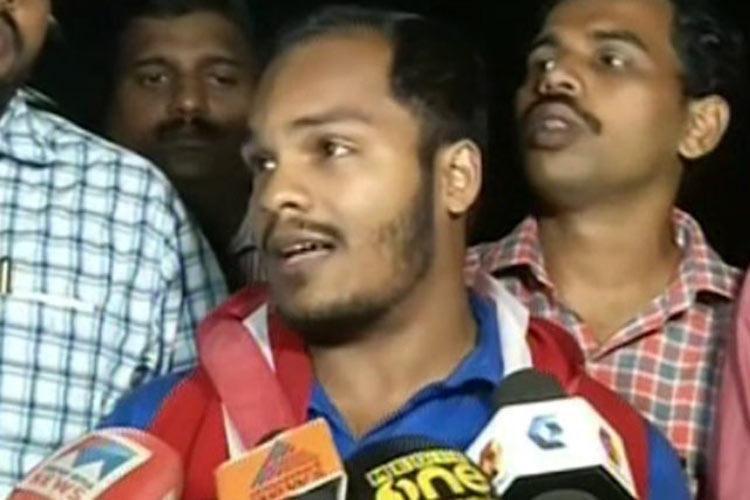 Mosque attack Accused CPI M Branch secretary gets bail within 48 hours