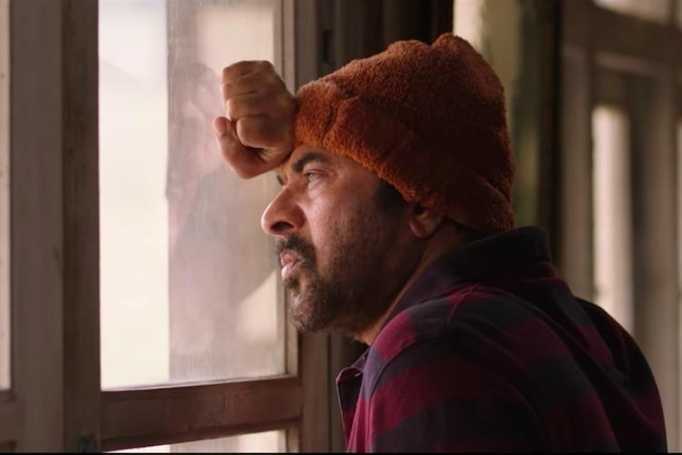 Watch Mammootty the actor is back in Peranbu official teaser