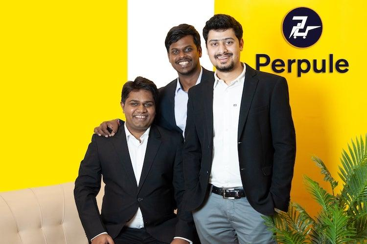 Revamping offline retail with Indias 1st self-checkout app Meet Bluru startup Perpule