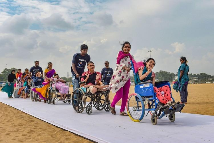 Proposed 10 years ago still no ramps in Chennai beaches for persons with disability