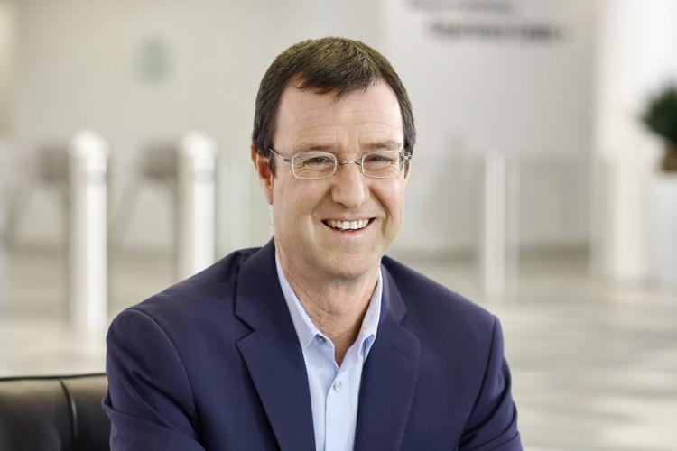 Peter Schardt, Siemens Healthineers CTO
