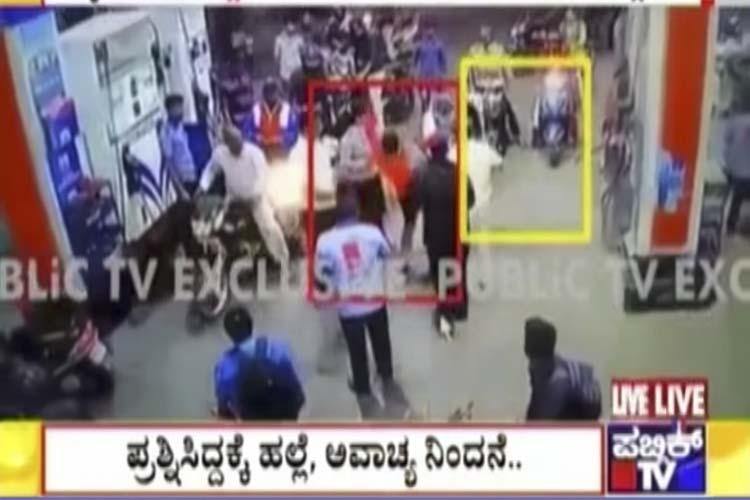 man-assaults-woman-at-petrol-pump-after-altercation-in-bengaluru