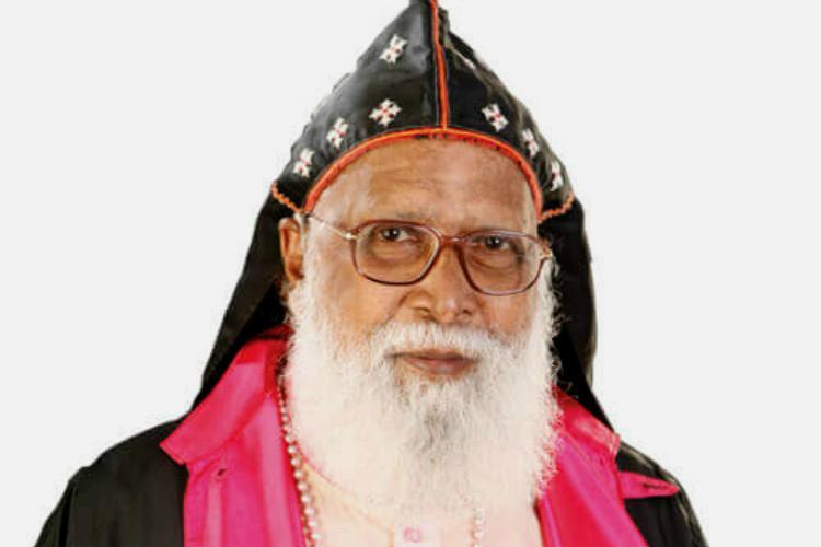 Kerala floods worse than 1924 deluge says Indias oldest bishop Philipose Chrysostom