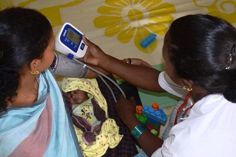 Ground report Andhras Araku Valley takes baby steps to address maternal health