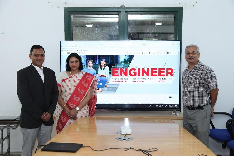 Texas Instruments DST launch India Innovation Challenge Design Contest for students