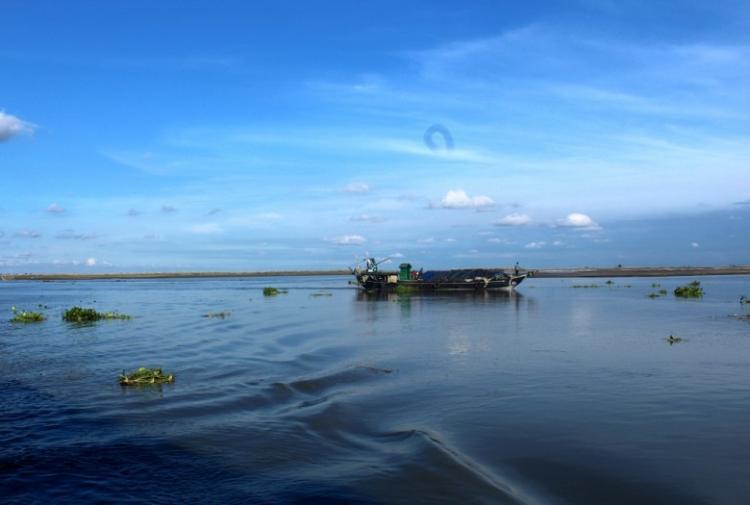 Majuli on the Brahmaputra The vanishing river island a spiritual abode