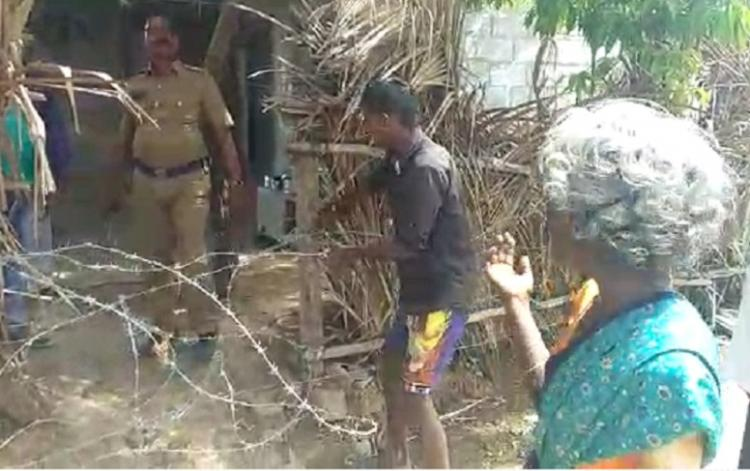TN family locked out of their own house for allowing inter-caste marriage of son