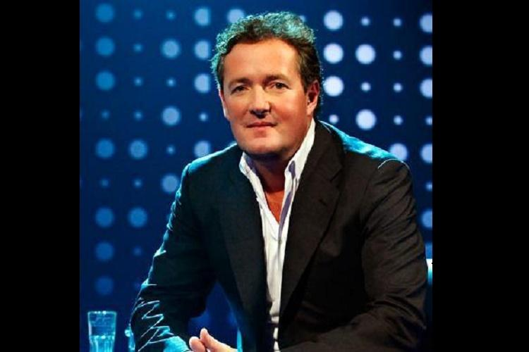 British journalist Piers Morgan criticizes Indias Olympic performance gets trolled