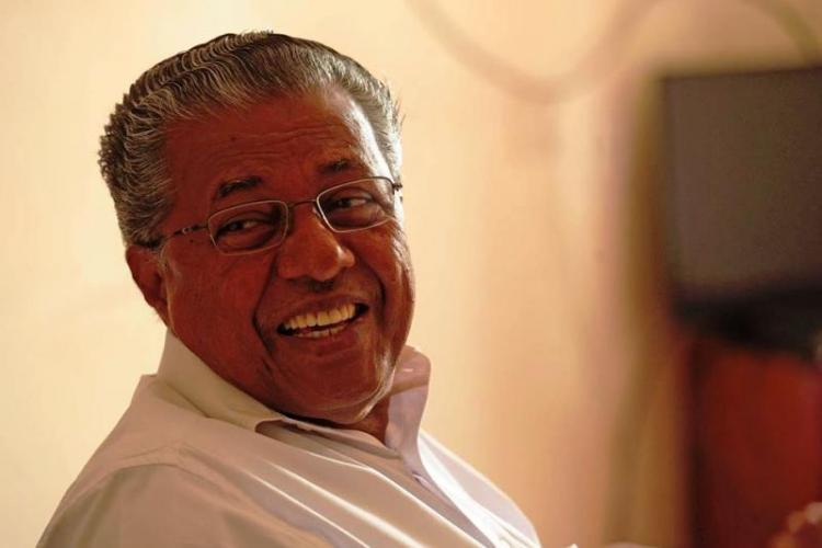 His award has dignified Indian cinema in the world Pinarayi Vijayan congratulates Kamal