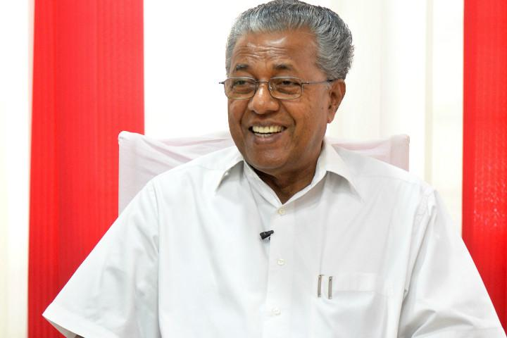 Person in CMs chair should never have ties with unsavoury people Pinarayi on charges against Chandy