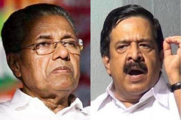 Congress questions Kerala CMs silence on CAG report