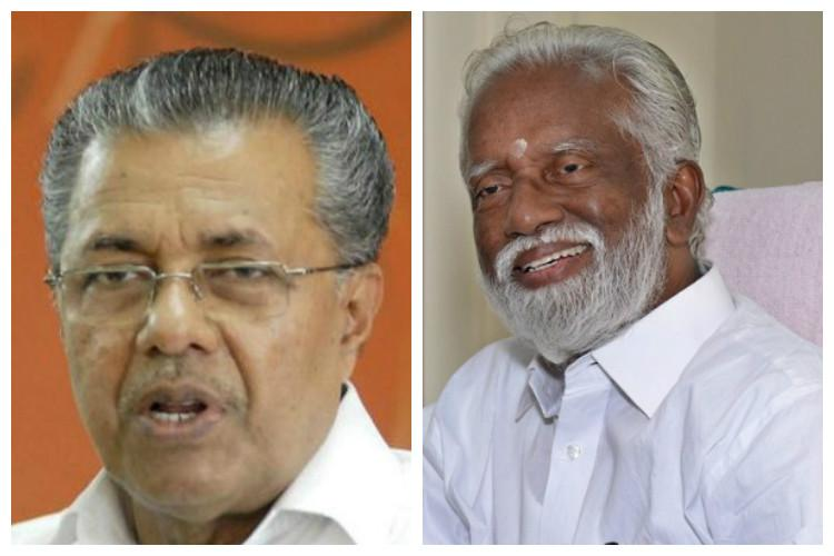 Pinarayi slams MP govt says Bhopal event reflects RSS culture Kummanam hits back