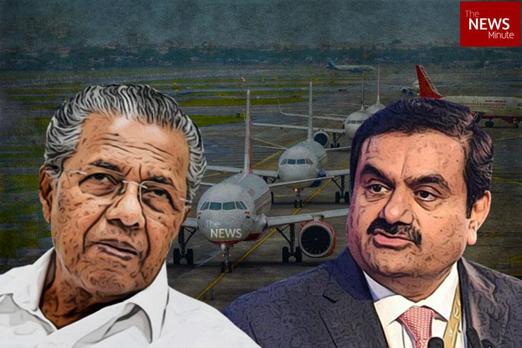 Explained Why the Pinarayi Vijayan govt in Kerala is taking on Adani over an airport