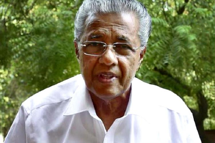 Pinarayi Vijayan flip-flops on controversy over MM Mani's remarks on 'pembilai orumai'