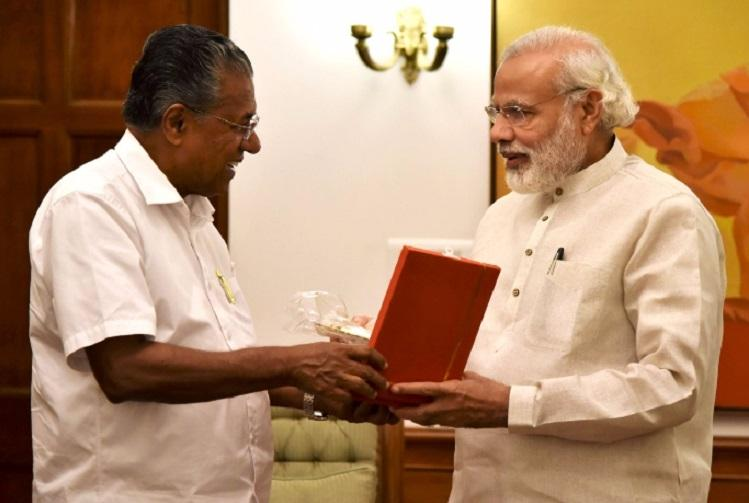 Modi refuses to meet Kerala lawmakers to resolve co-op crisis Pinarayi shoots off a letter