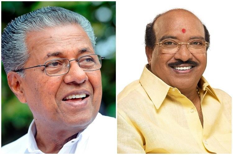 The politics of Kerala CM Pinarayi visiting Vellappally at his residence