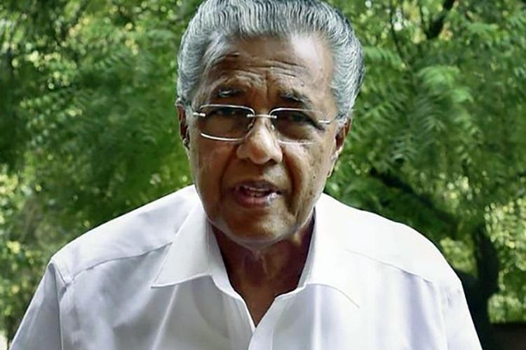 Cant book journos for asking questions Pinarayi promises to withdraw cases by ex-DGP